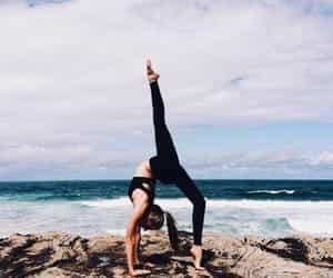 My Yoga Routine to Straighten my Spine