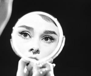 audrey hepburn, beauty, and icon image