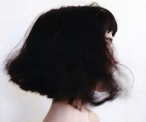 hair, aesthetic, and short hair image