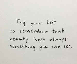 beauty, love yourself, and quotes image