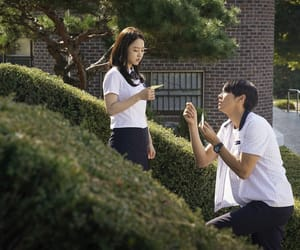 couple, park bo young, and korean movie image