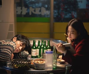 couple, korean movie, and park bo young image