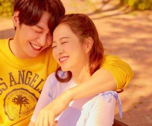 couple, kim young kwang, and korean movie image