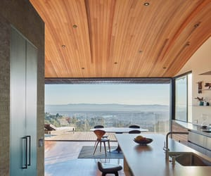 home, home design, and sea view image