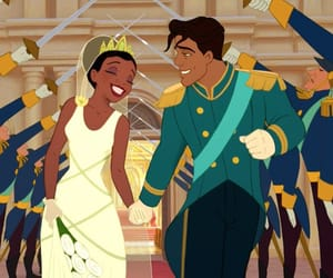 disney, naveen, and princess and the frog image
