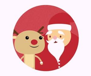 gif, hd, and holiday image