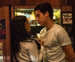riverdale, camila mendes, and cole sprouse image