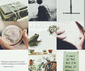 aesthetic, series, and harry potter image