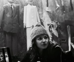 b&w, danielle campbell, and tell me a story image