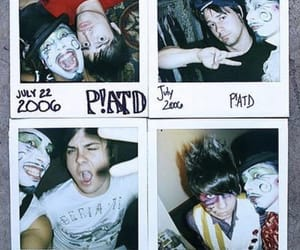 brendon urie, jon walker, and P!ATD image