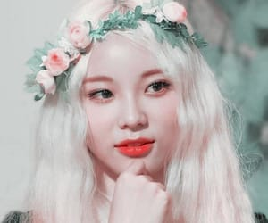 kpop, psd, and loona image