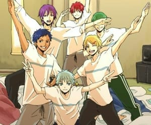 miracles, kuroko no basket, and akashi image