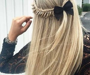 pinterest and hair goals image