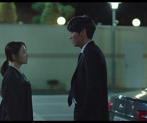 couple, film, and korean image