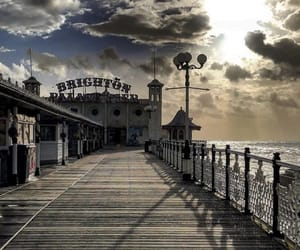 brighton, city, and discover image