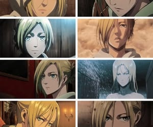 i miss you, snk, and attack on titan image