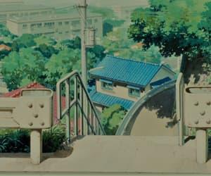 anime, ghibli, and whisperoftheheart image