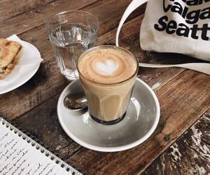 caffeine, coffee shop, and coffee image