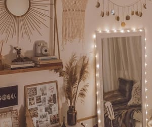 cozy, december, and fairy lights image