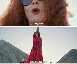 Balenciaga, coven, and horror image
