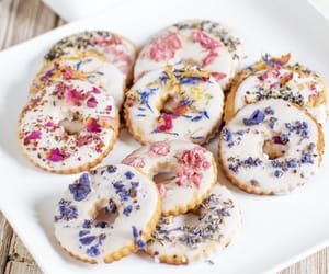 biscuits, decor, and holidays image