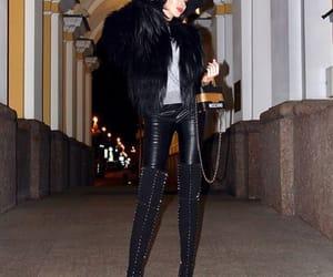 fashion, girl, and lady image