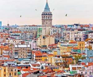 beautiful, istanbul, and nature image