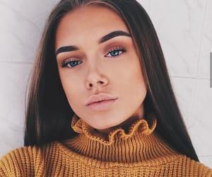 beauty, haïr, and girl image