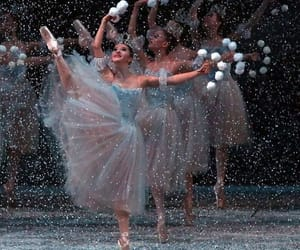 ballet, dance, and girls image