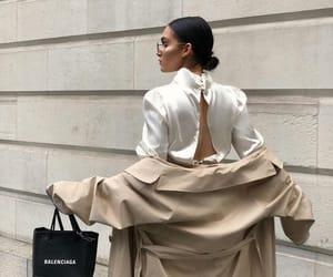 fashion, Balenciaga, and beauty image