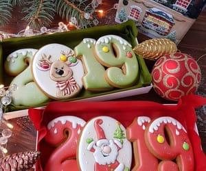 2019, christmas, and Cookies image