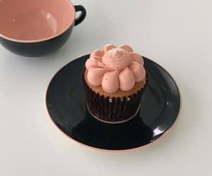 dessert and pink image