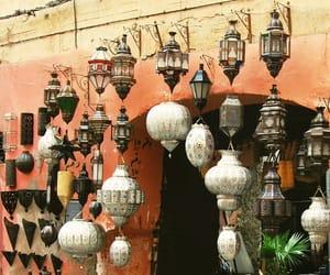 bulb, morocco, and light. image