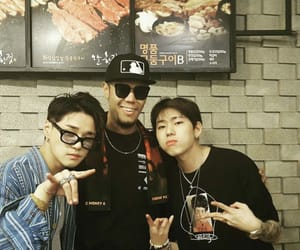 dean, zico, and khiphop image