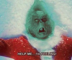 grinch, christmas, and help image
