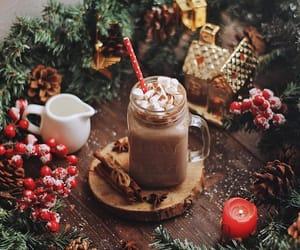 candle, christmas, and merry christmas image