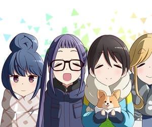anime girl, art, and anime wallpaper image