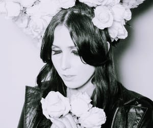 Chelsea, goth, and singer image