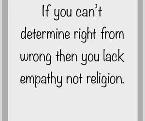 empathy, hate, and qoute image