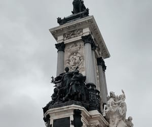 architecture, madrid, and spain image