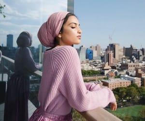 beautiful, city, and hijab image