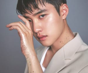 asian boy, boy, and kyungsoo image