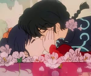 anime, kiss, and ranma 1 2 image