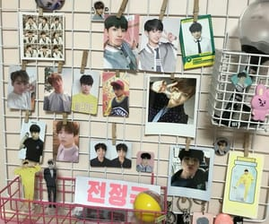 decoration, korean, and kpop image