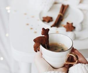 christmas, coffee, and Cookies image