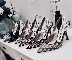 dior and shoes image