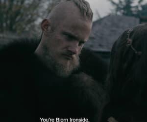 bjorn, series, and vikings image