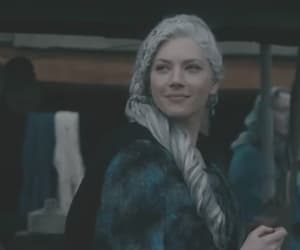 bjorn, lagertha, and series image
