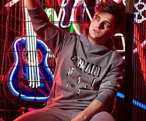 Armani, armani exchange, and martin garrix image