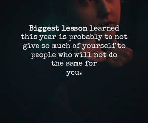 lesson, quote, and love image